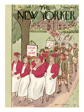 The New Yorker Cover - June 9  1934