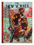 The New Yorker Cover - June 10  1939