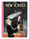 The New Yorker Cover - November 18  1933