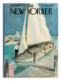 The New Yorker Cover - July 22  1950