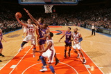 New York Knicks v Los Angeles Lakers  New York  NY  Feb 10: Jeremy Lin  Pau Gasol  Andrew Bynum