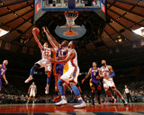 New York Knicks v Los Angeles Lakers  New York  NY  Feb 10: Jeremy Lin