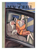 The New Yorker Cover - December 18  1926
