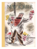 The New Yorker Cover - April 22  1939