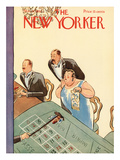 The New Yorker Cover - March 21  1931