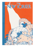 The New Yorker Cover - August 1  1925
