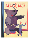 The New Yorker Cover - April 23  1927