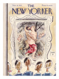 The New Yorker Cover - November 16  1935