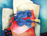 S - Violon Bleus