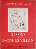Dessins de Jacques Villon
