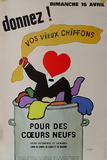 Donnez vos vieux chiffons