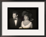 Elizabeth Taylor with Eddie Fisher