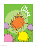 The Lorax (on green)