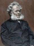 Henrik Ibsen (Skien  1828-Christiania  1906) Norwegian Writer