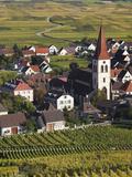 Ammerschwihr  Alsatian Wine Route  Alsace Region  Haut-Rhin  France