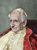 Leo Xiii (1810-1903) Italian Pope (1878-1903)  Named Vincenzo Gioacchino Pecci