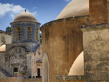 Holy Trinity Monastery  Crete  Greece