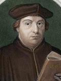 Martin Luther (Eisleben  1483  Eisleben  1546)