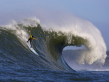 Mavericks Surf Competition 2010  Half Moon Bay  California  Usa