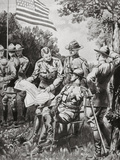World War I (1914-1918) on April 5  1917 the Usa Declares War on the Central Empires