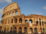 Roman Art  the Colosseum or Flavian Amphitheatre  Rome  Italy