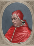 Gregory Xii  Named Angelo Correr or Corraro (1325-1417) Pope Between 1406 and 1415