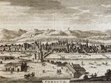 Cordoba  Xviii Century  Overview of the City  Sierra Morena in Delights of Spain and Portugal