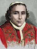 Pius Vii (1740-1829) Italian Pope  Named Luigi Barnaba Gregorio Chiaramonti