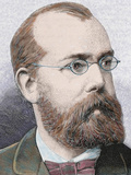 German Doctor in 1882  He Discovered the Bacillus of Tuberculosis