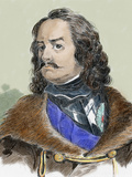 Peter I Alexeievitch the Great (1672-1725) Tsar of Russia (1682-1725)