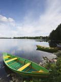 Lake Luka  Trakai Historical National Park  Trakai  Lithuania