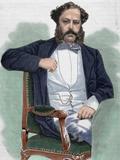 Austrian Politician  'The Universal Illustration' (1881)