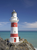 Historic Cape Palliser Lighthouse (1897)  Wairarapa  North Island  New Zealand
