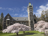 University of Otago  Dunedin  South Island  New Zealand