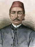 Abdul Hamid Ii (1842-1918) Sultan of the Ottoman Empire (1876-1909)