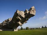 Ninth Fort Monument  Kaunas  Central Lithuania  Lithuania