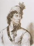 Kosciuszko  Tadeusz (1746-1817)  Polish General and National Hero
