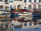 Old Port  Bizerte  Tunisia