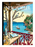 The New Yorker Cover - April 18  2011