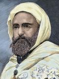 Abd Al-Qadir B Muhyi Al-Din Al-Hasani (Abdelkader) (1808-1883) Algerian Leader
