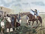 Independence of Argentina Manuel Belgrano (1770-1820)
