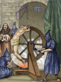Inquisition Instrument of Torture  Wheel of Fortune