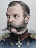 Alexander Ii (1818-1881) Tsar of Russia (1855-1881)