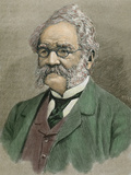 Werner Von Siemens (Lenthe  1816-Charlottenburg  1892) German Engineer
