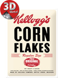 Kellogg's Corn Flakes Retro Package