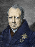 Wilhelm Von Humboldt (1767-1835) German Government Functionary  Diplomat  Philosopher and Linguist