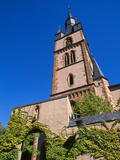 Pfarrkirche St Valentin Catholic Church  Kiedrich  Rhine Gorge  Germany