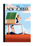 The New Yorker Cover - March 12  2012