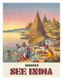 Banaras: See India  c1940s