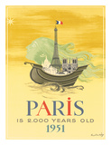 Paris is 2000 Years Old  c1951